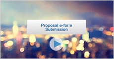 Proposal e-form submission