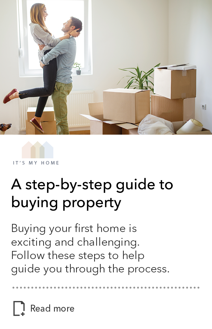 Step by step guide to buying a property