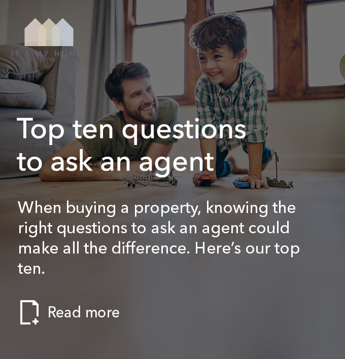 Top ten questions to ask an agent
